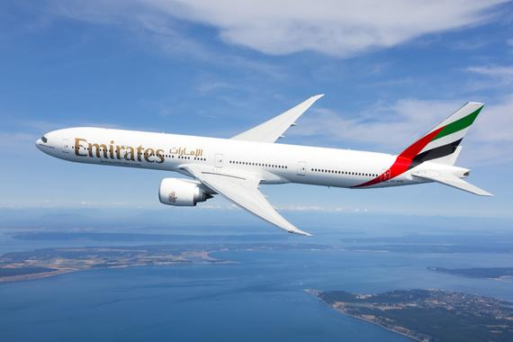 Emirates' new Boeing 777 First Class product to debut in Europe