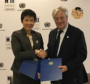 New UN agreement to foster sustainable development synergies between air transport and urban development