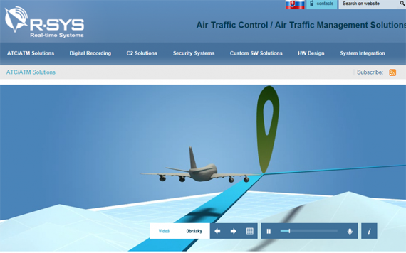 ERA has become the majority owner of the company R-SYS, the producer of SW solutions for ATC/ATM systems