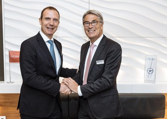 Lufthansa Technik and DC Aviation Group sign cooperation agreement