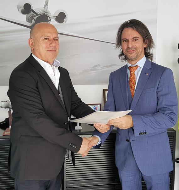 DC Aviation Group's Malta operations receives Air Operator Certificate