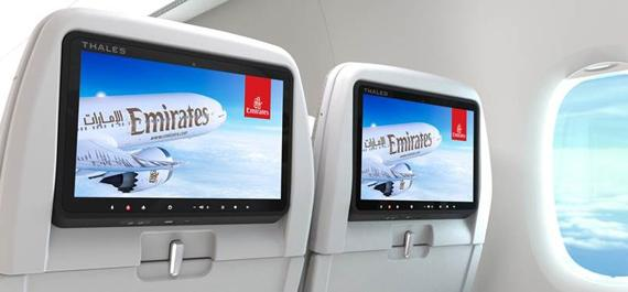 Thales will provide AVANT IFE solution for Emirates Boeing 777X fleet