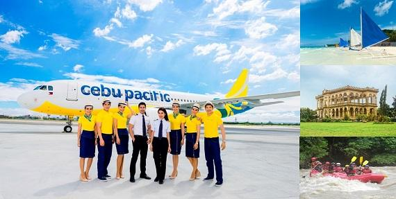 Cebu Pacific Launches Special Middle East Seat Sale to Top Destinations in the Philippines