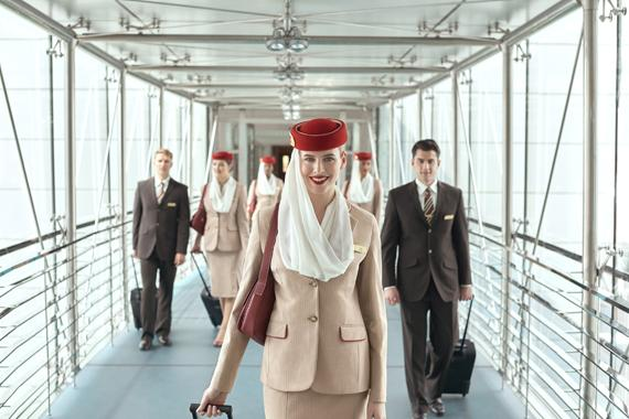 Emirates is recruiting for cabin crew in Dubai