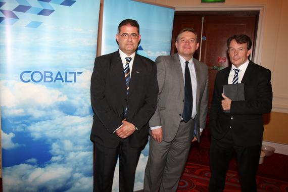Ideagen is specially invited guest at Cobalt Air launch event in London