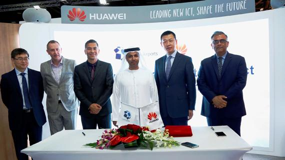 Dubai Airports and Huawei to build world's first Tier 3 designed modular data centre