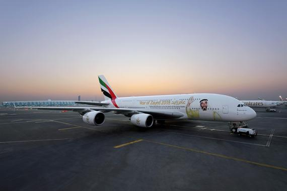 Emirates set for largest presence ever at Dubai Airshow