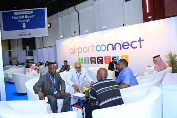 Airport Show's expanded Business Connect Programme benefits global aviation industry