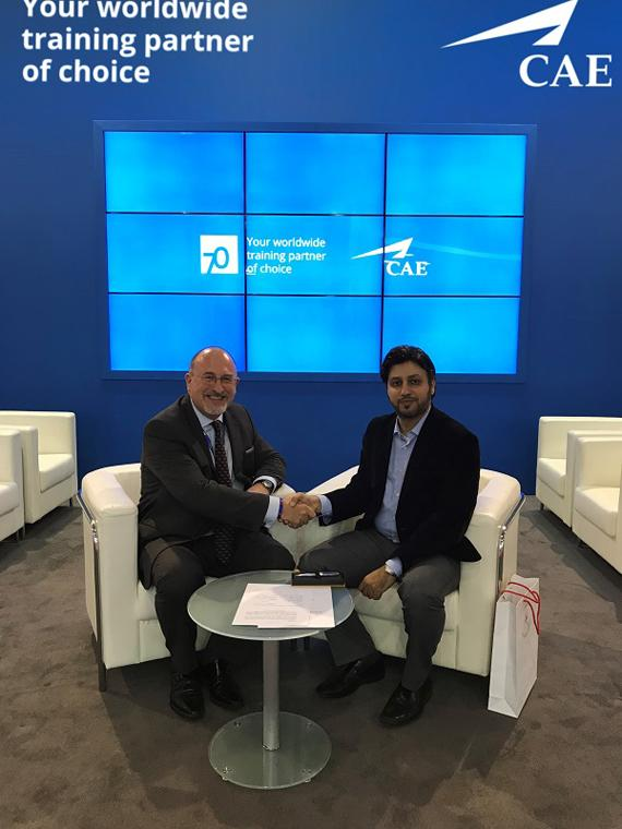 CAE to support new Oman Aviation Academy
