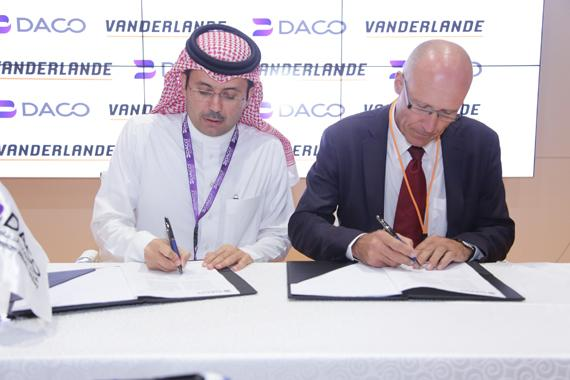 Dammam Airports Company signs agreements with Vanderlande and Serco Middle East at 18th Airport Show