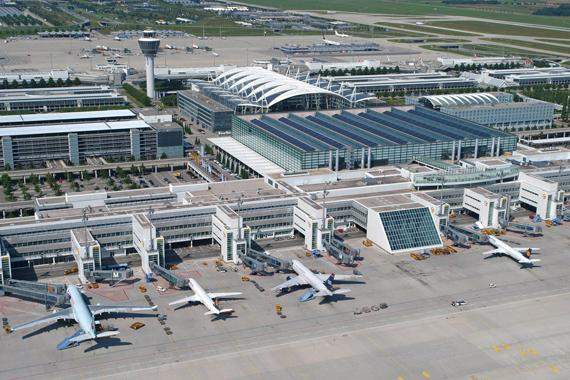 First time ever: MUC with more than one million passengers in a single week