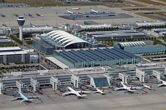 Munich Airport again chosen as Europe's Best Airport