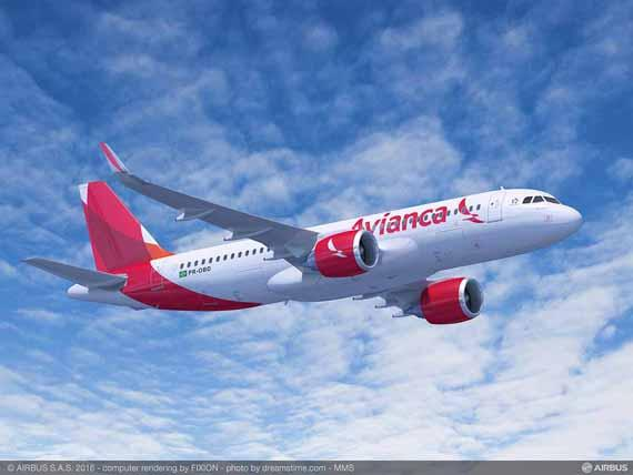 Synergy orders 62 A320neo Family aircraft