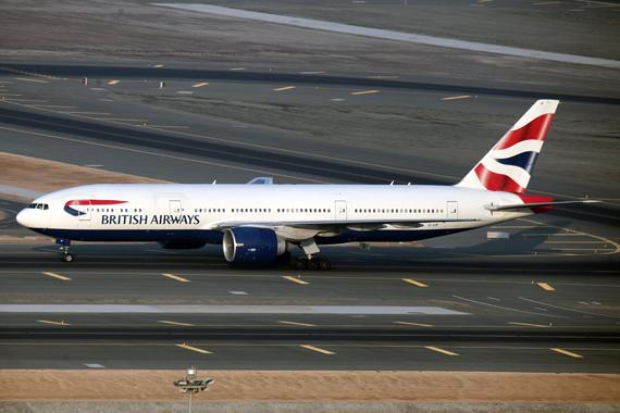 BRITISH AIRWAYS' DIRECT FLIGHTS CUT FLYING TIME BETWEEN MUSCAT AND LONDON BY MORE THAN TWO HOURS