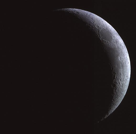 MBRSC captures HD images of the Moon with DubaiSat-2