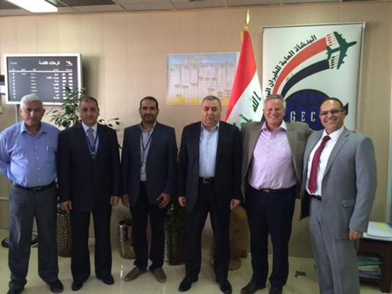 Serco Middle East awarded contract extension by Iraq Civil Aviation Authority (ICAA) for another successful term