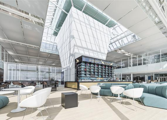 New online service at Munich Airport provides information for transit passengers