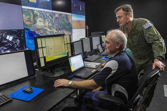 CAE supports both Royal Canadian Air Force and Royal Australian Air Force participation in Coalition Virtual Flag exercise