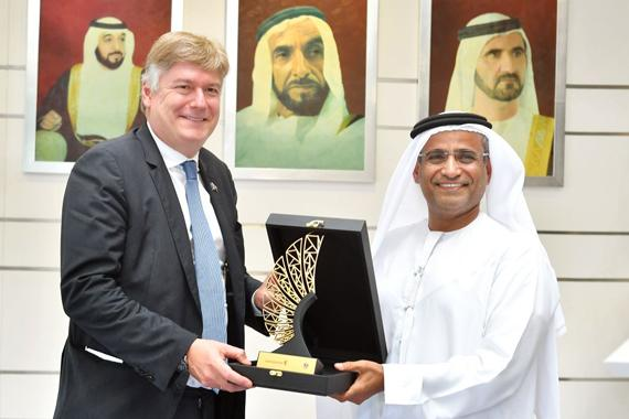 GCAA Receives Delegation from the European Parliament