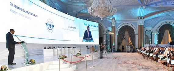 New aviation safety and security commitments adopted during landmark Global Aviation Ministerial Summit in Riyadh, Saudi Arabia