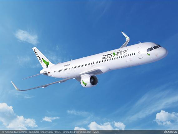 Azores Airlines to expand transatlantic operations with A321neo
