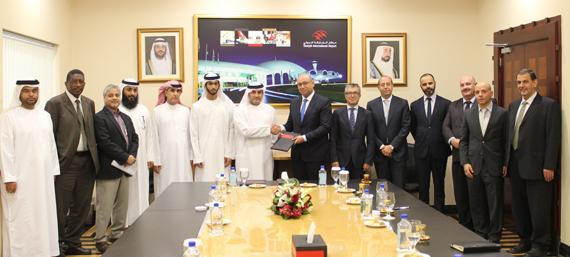 Enova wins the Sharjah International Airport Facility Management Contract