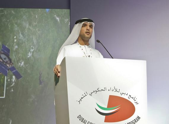 Amer Al Sayegh, Project Manager of KhalifaSat