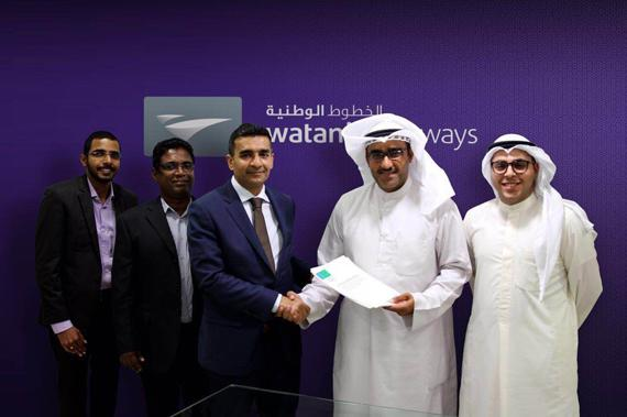 Information Systems Associates signs contract with Wataniya Airways in Kuwait to power the airline's Passenger Service System with ACCELaero