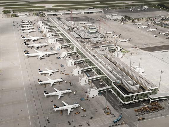 New records for passenger traffic and airfreight at Munich Airport