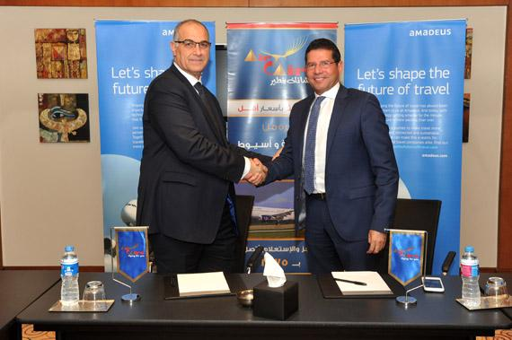 Air Cairo completes successful migration to Amadeus Altéa and seals distribution agreemen