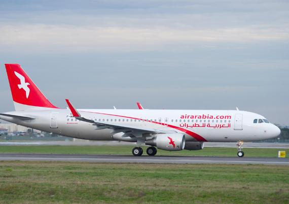Air Arabia expands its route network with a new service to Baku