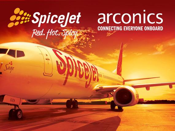 SpiceJet Selects AeroDocs Safety and Compliance Document Management Software by Arconics
