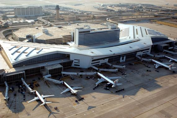 """Dallas Fort Worth International Airport Designated """"e-airport"""" for Air Freight"""