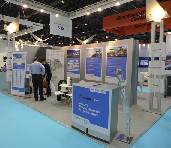 Topsystem Systemhaus GmbH showcases new features at the Dubai Airport Show 2016