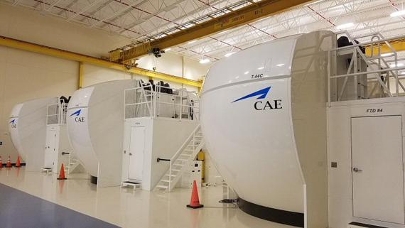 CAE wins defence contracts valued at more than C$100 million