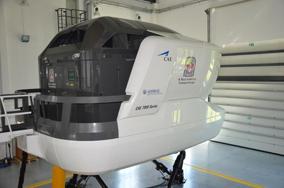CAE-built C295 full-flight simulator enters service for Polish Air Force