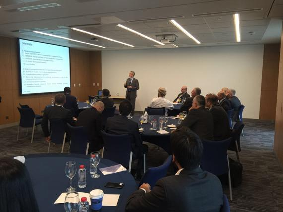 Decision-makers and aviation industry experts discuss security challenges
