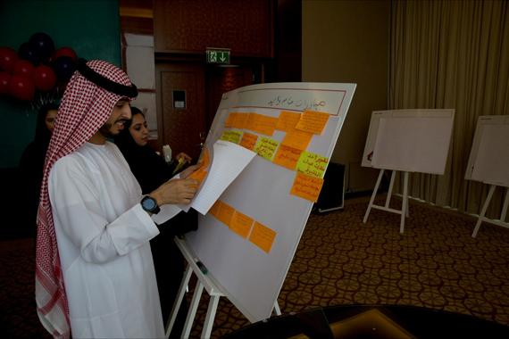 The General Civil Aviation Authority (GCAA) reviews the role of institutional performance measurement in promoting job excellence