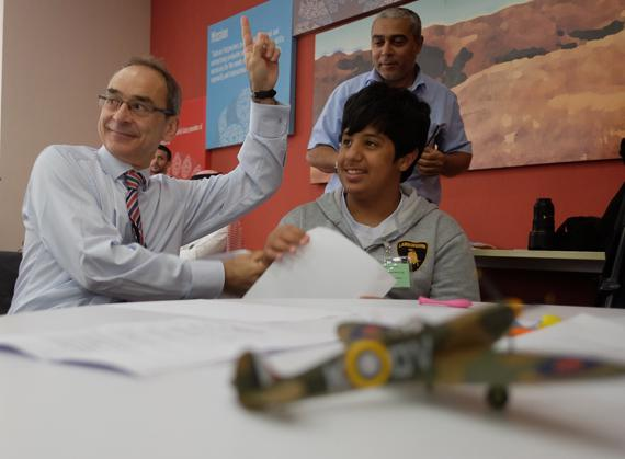 MORE THAN 600 BAHRAINI STUDENTS EXPLORE ENGINEERING WITH BAE SYSTEMS
