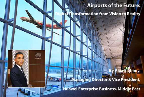 Airports of the Future: Digital Transformation from Vision to Reality