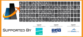 4th Annual Airport Development & Expansion Summit, Istanbul