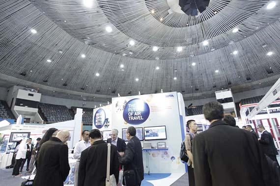 Series of events billed to bring together the Airport Solutions Industry's buying chain