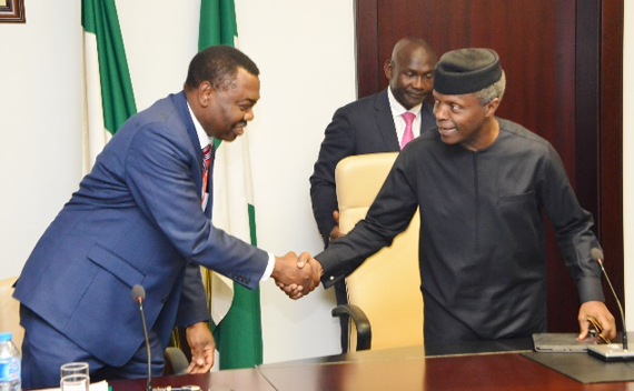 Nigeria and ICAO affirm commitment to sustainable development of country's air transport sector