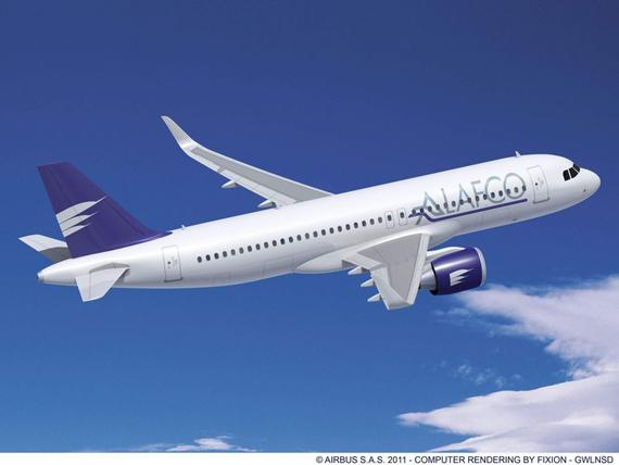 ALAFCO upsizes to A321neo