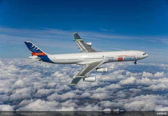 Airbus' BLADE demonstrator programme wins the Aviation Week Laureates Award for Technology