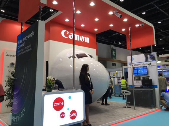 Canon targets aviation sector with new network cameras
