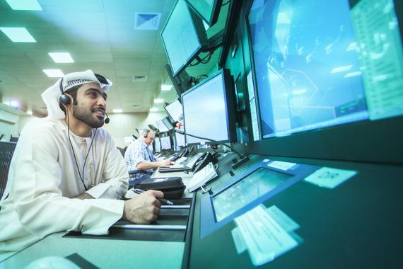 2017 an exceptional year for Dubai Air Navigation Services