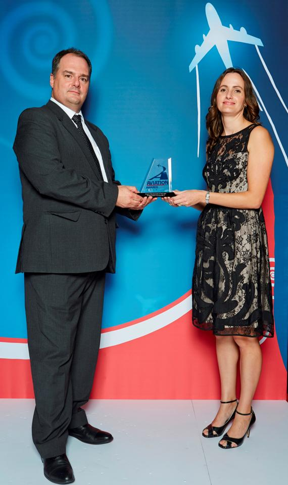 DXB's $1.2B Concourse D Wins Airport Development of the Year at Aviation Business Awards