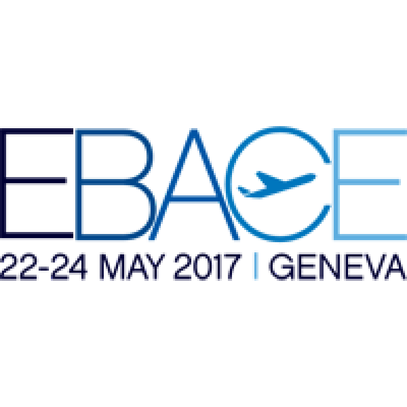 European Business Aviation Convention & Exhibition (EBACE2017)