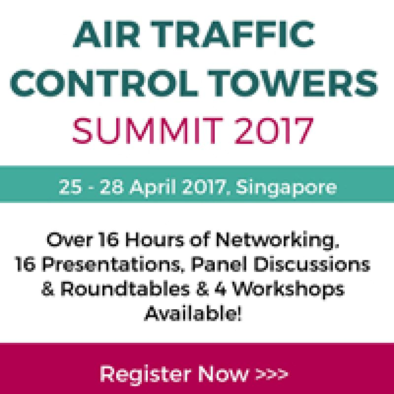Air Traffic Control Towers Summit 2017 - Singapore
